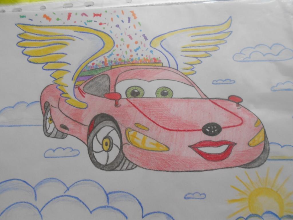Детский конкурс мое любимое авто